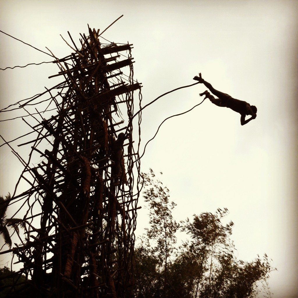root kava and land diving